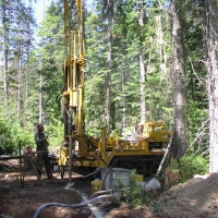Drilling of primary clay north of WBL Pit